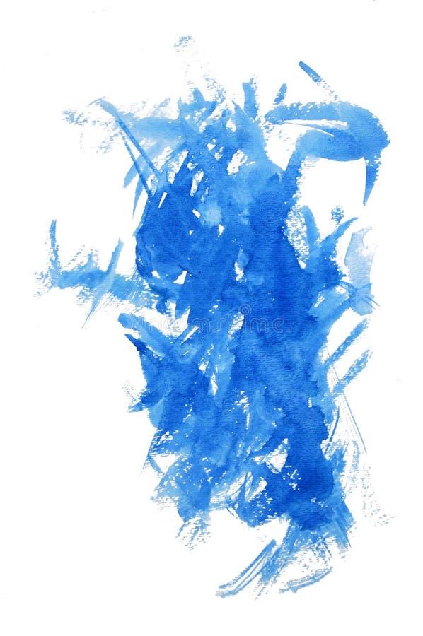 markera vattenfärgen royaltyfria foton