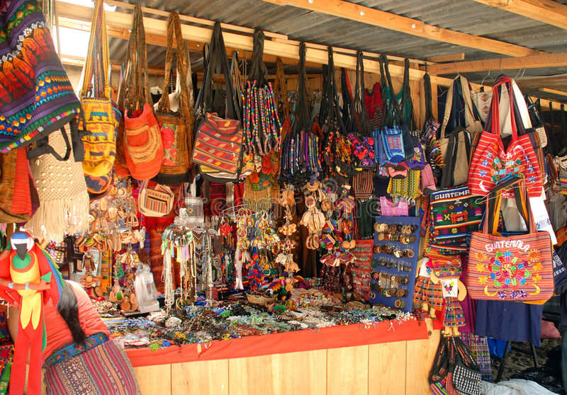 Download Market Day In Antigua Guatemala Stock Image - Image: 6276181