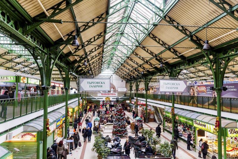 Download Market Hall interior editorial photo. Image of concepts - 83721561