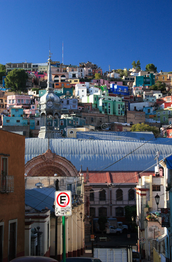 Free Market In The Historic Town Of Guanajuato, Guanajuato, Mexico Stock Image - 1745821