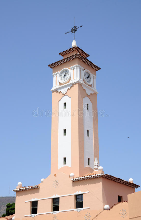Download Market In Santa Cruz De Tenerife Stock Image - Image: 11568825