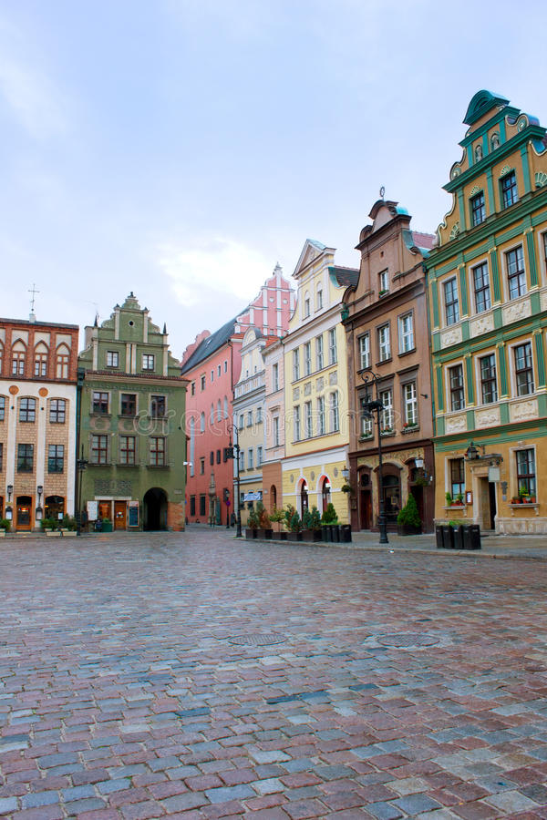 Download Market Square Of Poznan, Poland Stock Photography - Image: 23652662