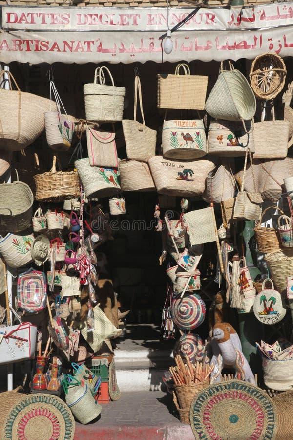 Market In Tozeur Stock Photos