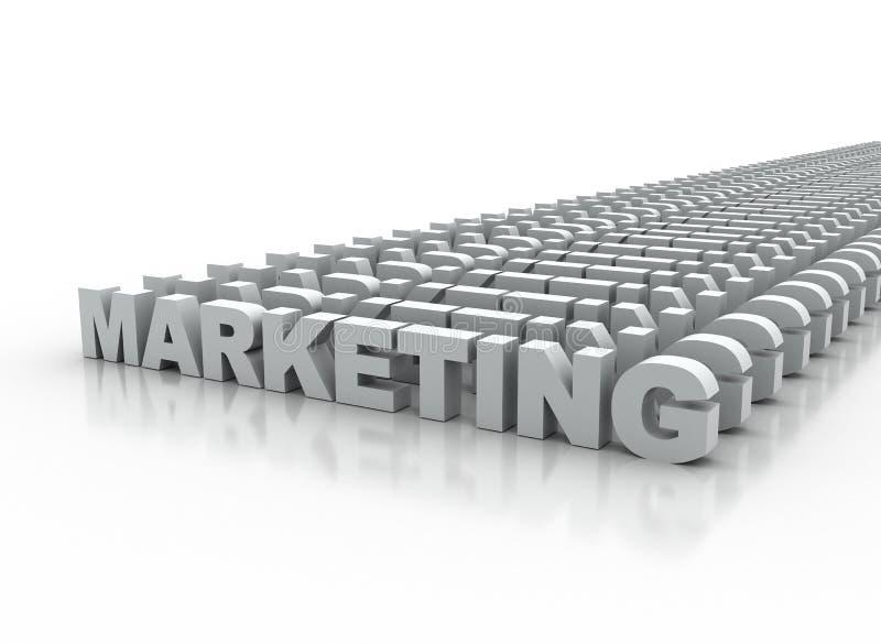 Marketing vektor abbildung