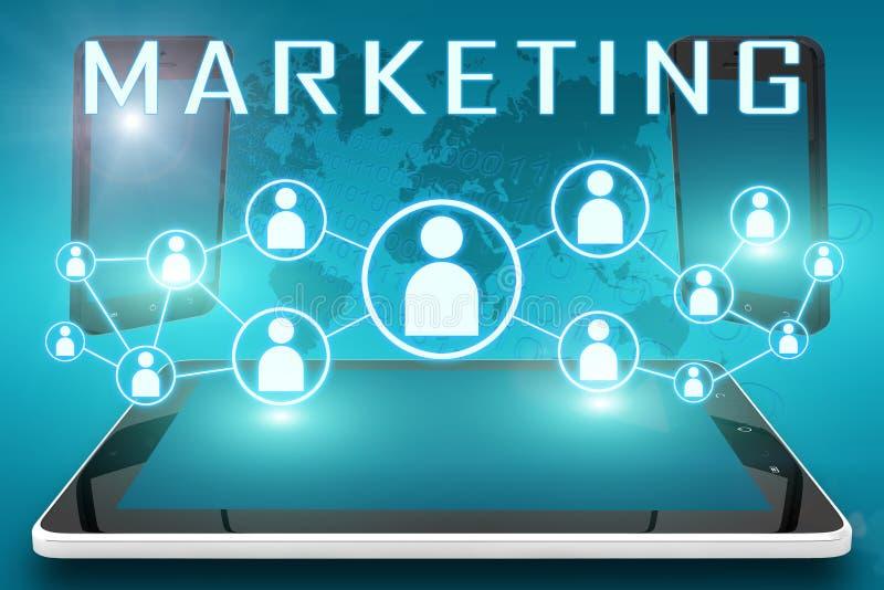 marketing stock afbeeldingen