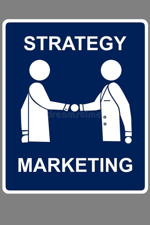 Marketing agreement vector illustration