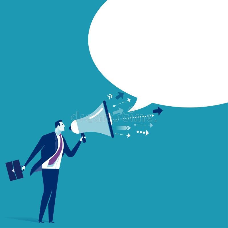 Marketing vector illustration