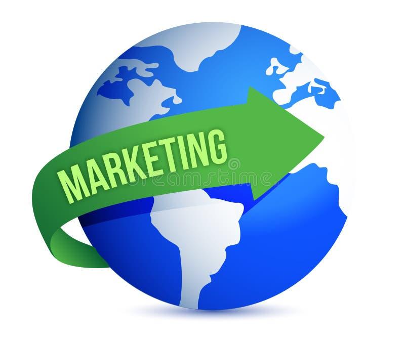 Marketing Idea Concept Stock Image
