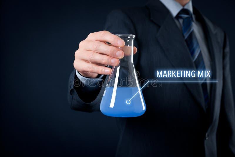 Marketing mix stock photos