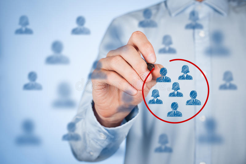 Marketing segmentatie