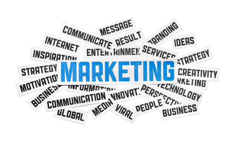 Download Marketing Sign stock photo. Image of information, letter - 20554834