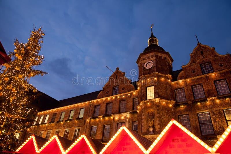 Download Marketplace in Altstadt stock photo. Image of city, lights - 22142762