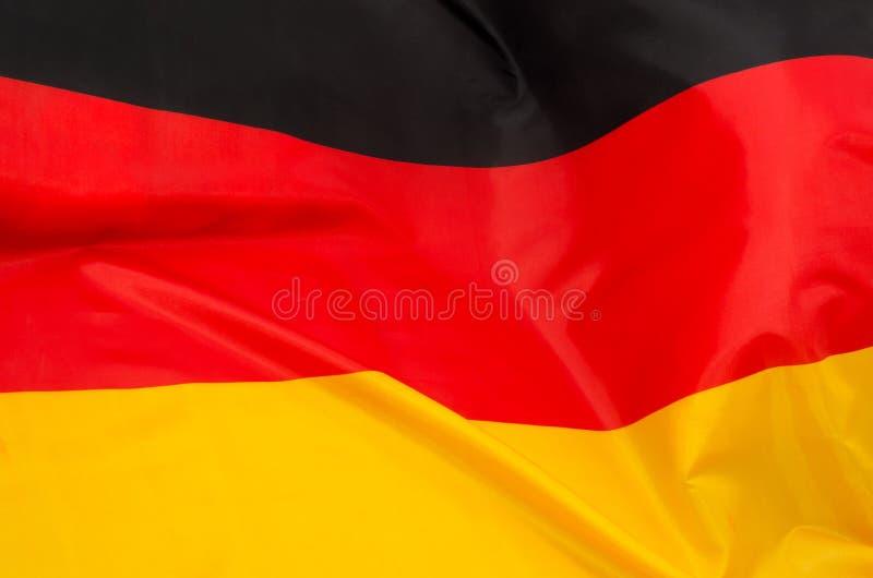 Markierungsfahne von Deutschland stockfoto