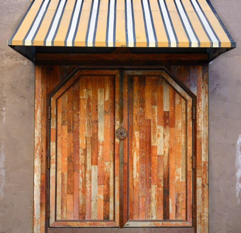 markizy drzwi obrazy royalty free