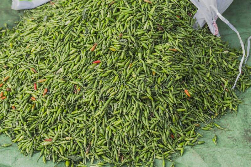 Marknad i Burma royaltyfri fotografi