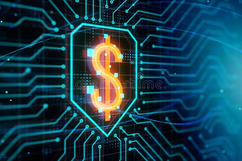 Marknadsföra och finansbegrepp vektor illustrationer