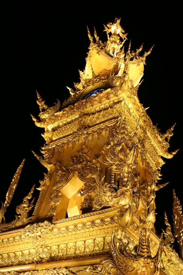 Marksteine Thailand stockfoto