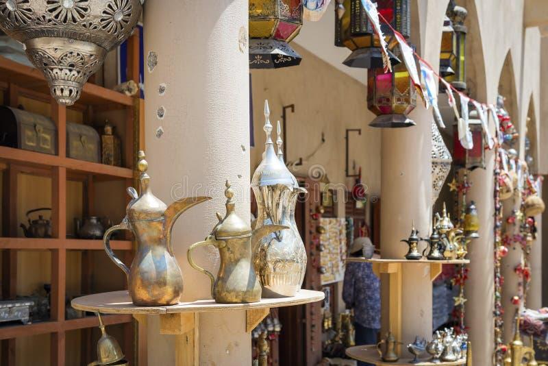 Markt Nizwa Oman royalty-vrije stock fotografie