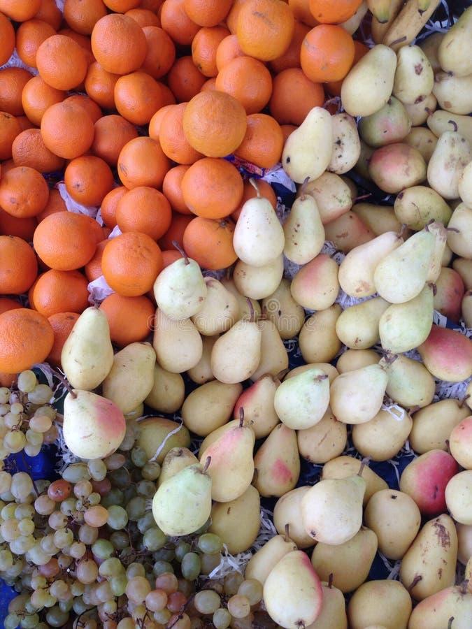 Markt-Stall-Erzeugnis der Türkei Marmaris stockfoto