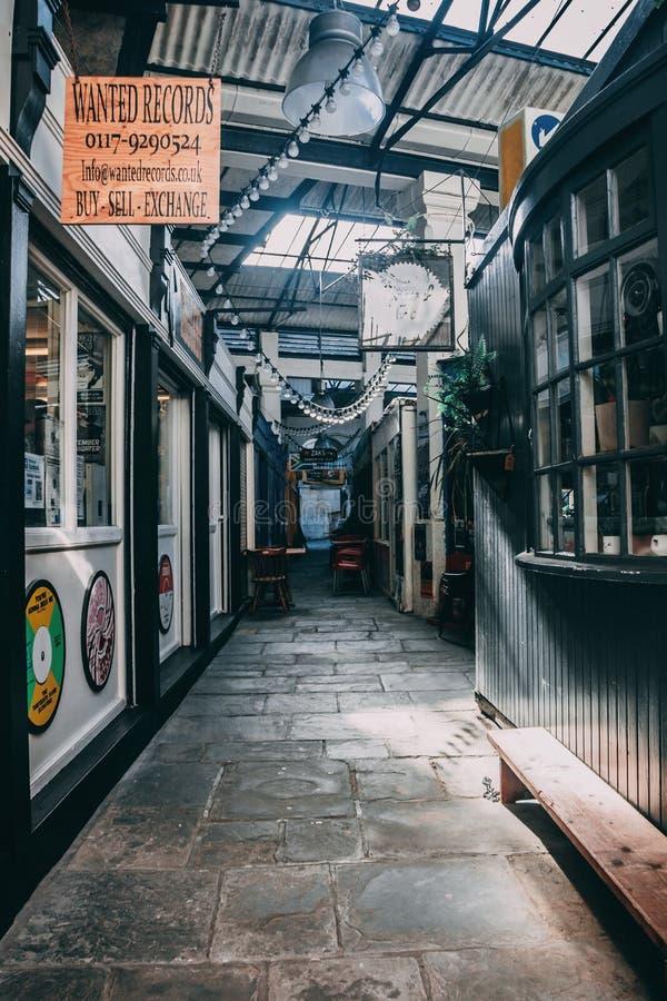 Markt-Straße lizenzfreies stockfoto