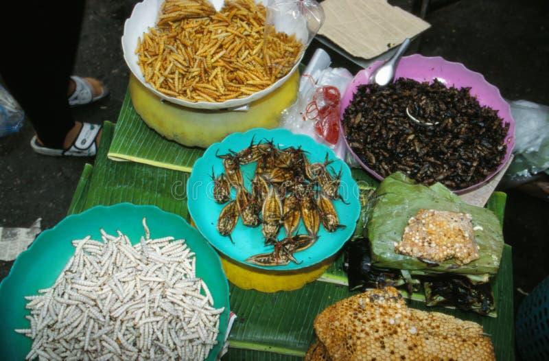 Markt in Thailand. lizenzfreie stockbilder