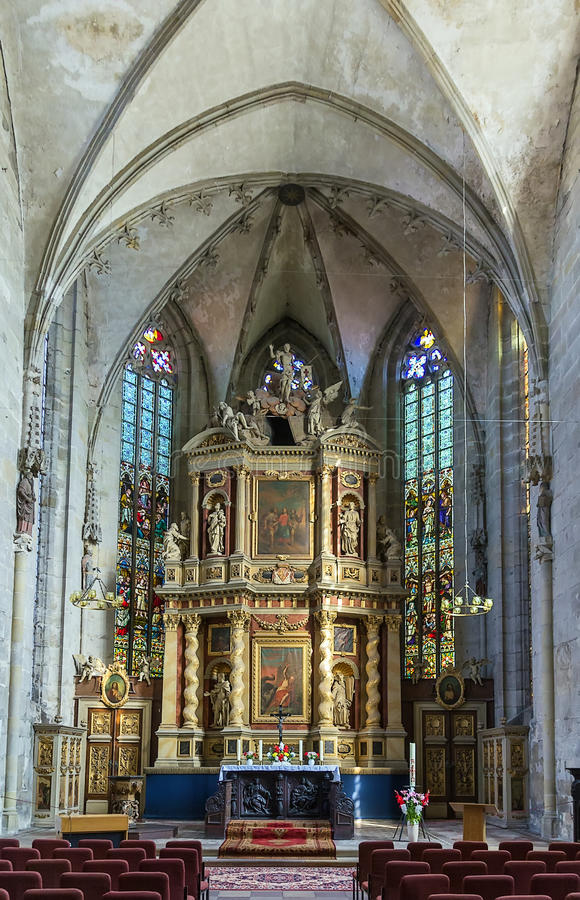Download Marktkirche In Quedlinburg, Germany Royalty Free Stock Images - Image: 33775539