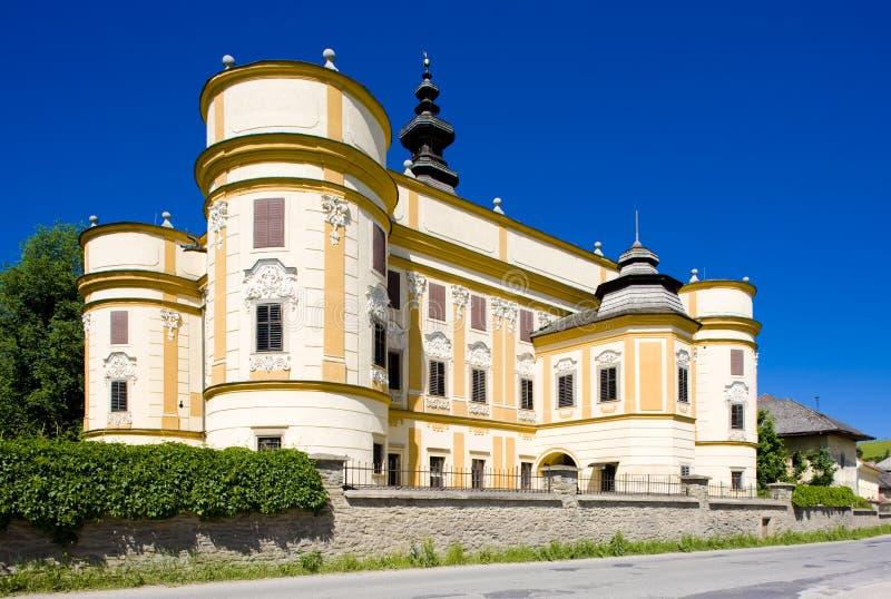 markusovce замока стоковое фото rf
