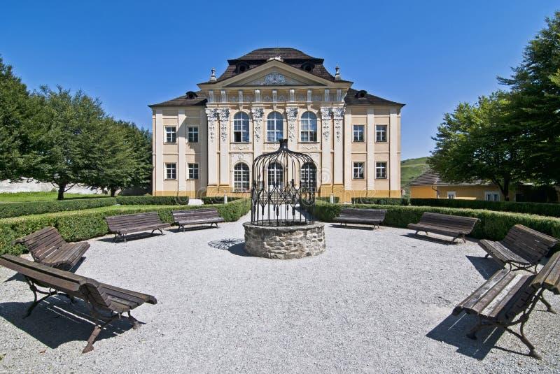 Markusovce - summerhouse Дарданелл стоковое изображение rf