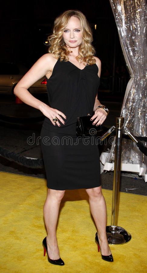 Marley Shelton royalty-vrije stock foto's