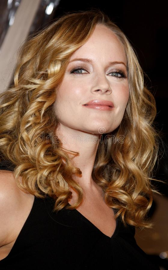 Marley Shelton. At the Los Angeles Premiere of `Watchmen` held at the Grauman`s Chinese Theater in Hollywood, California, United States on March 3, 2009 royalty free stock image