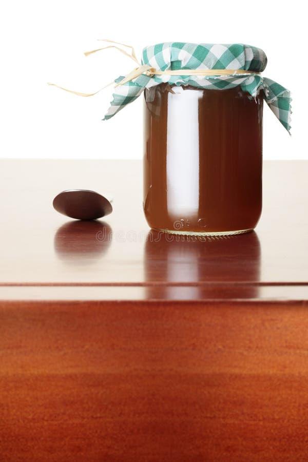marmalade śniadaniowy stół fotografia royalty free