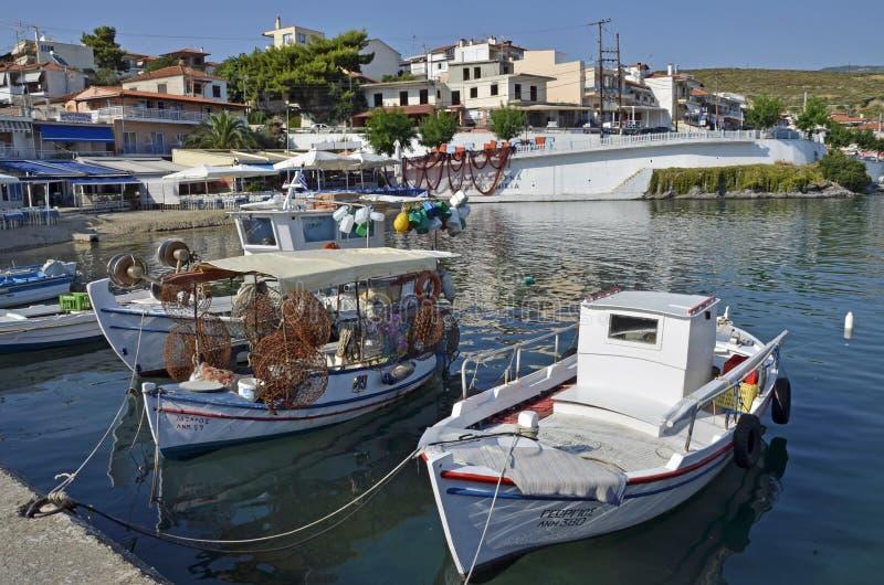Marmara端口 库存图片
