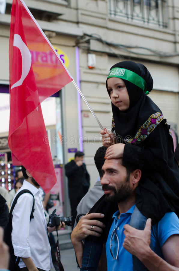 Marmara Mavi εκδήλωση VIII στοκ φωτογραφία με δικαίωμα ελεύθερης χρήσης