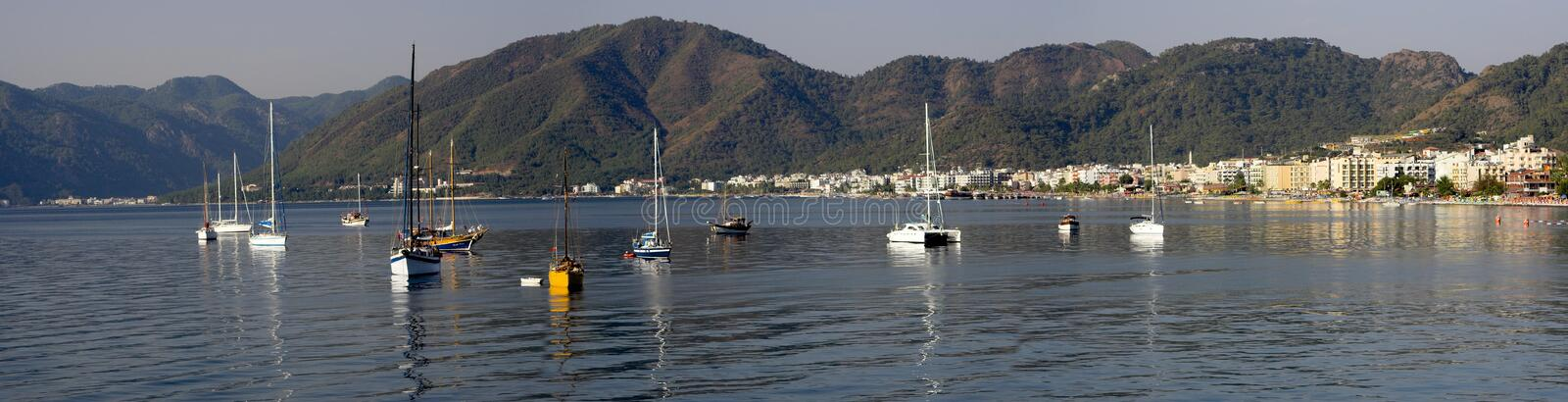 Marmaris stock photography