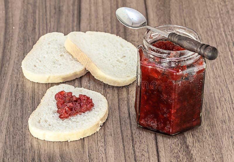 Marmelade stock fotografie