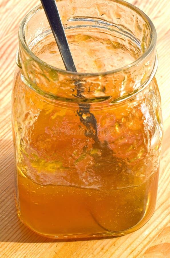 Download Marmelade jar stock photo. Image of breakfast, fruit - 26624802