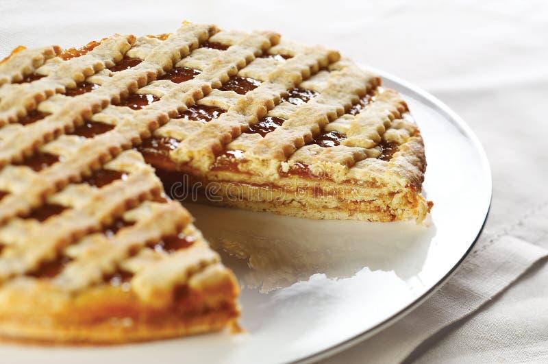 Kuchen Mit Marmelade Zuhause Image Idee