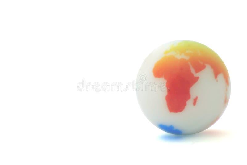 Marmeren Aarde stock illustratie