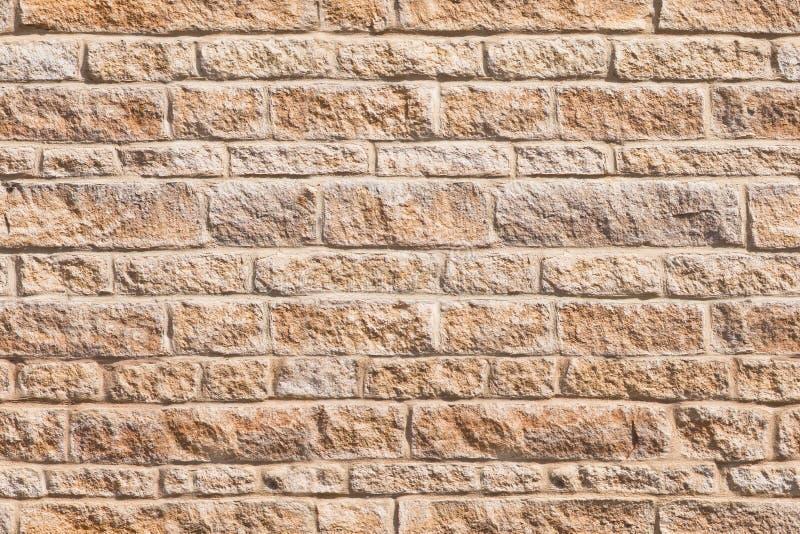 Marmeren bakstenen muur naadloos verticaal en horizontaal patroon royalty-vrije stock foto