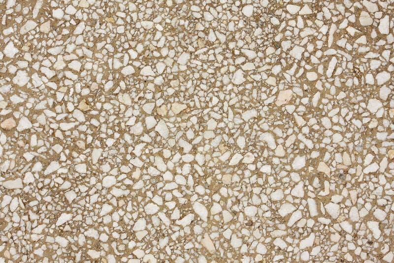 Marmeren kiezelstenentextuur stock foto