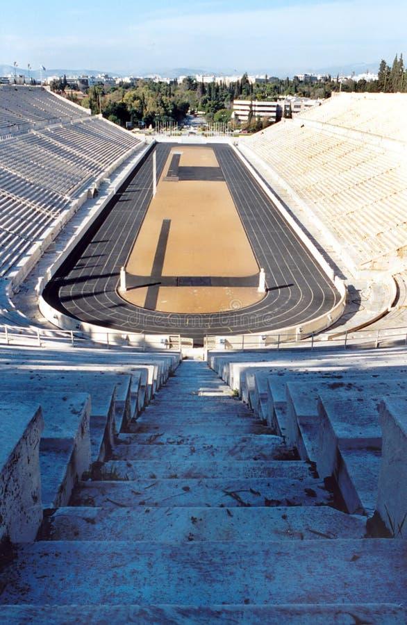 Marmeren Stadion stock fotografie