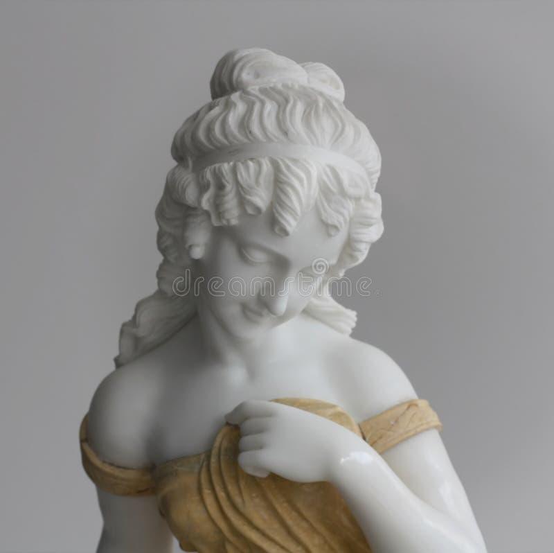 Marmeren standbeeld royalty-vrije stock fotografie