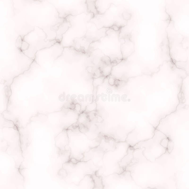 Marmeren textuur vectorachtergrond De abstracte oppervlakte van de de steenmuur van de architectuurvloer marmeren behangtextuur vector illustratie