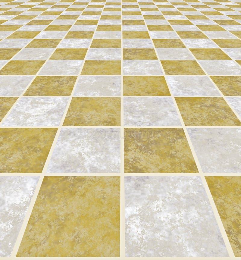 Marmeren vloer