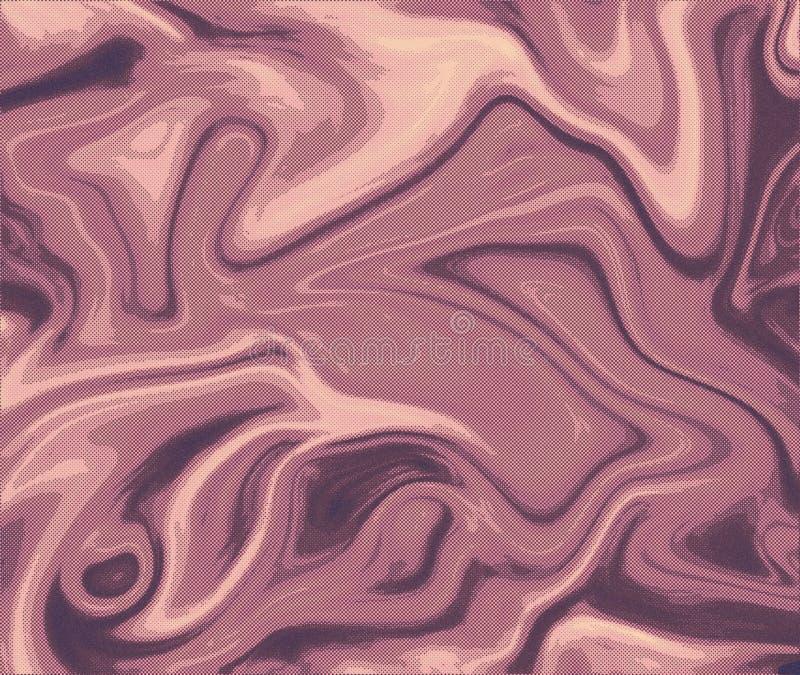 Marmeringstextuur Marbleizedeffect royalty-vrije stock fotografie