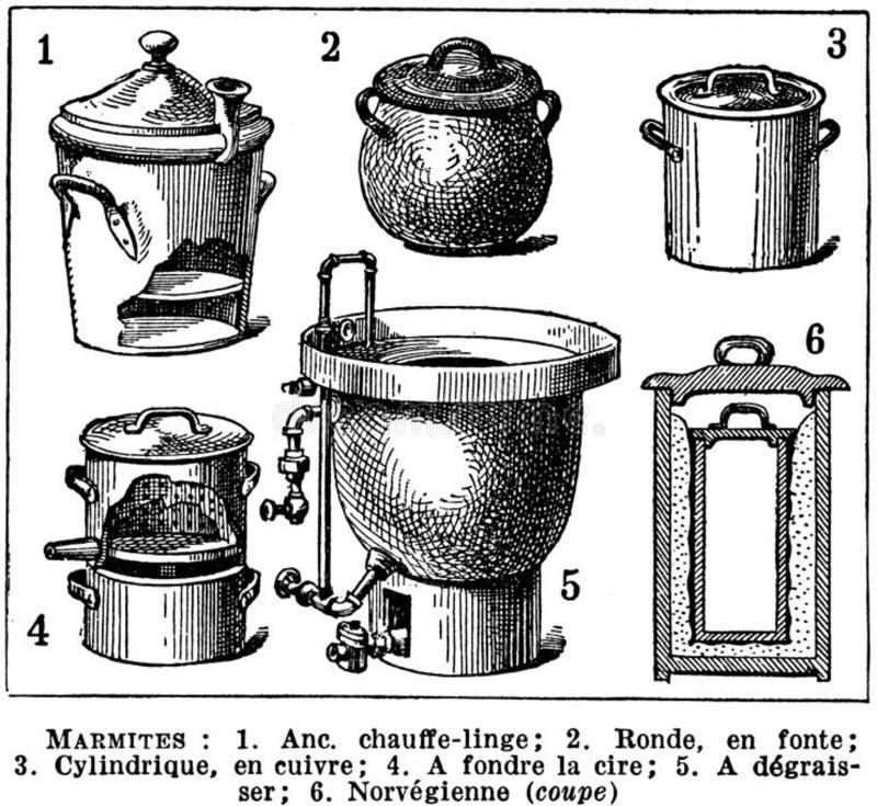Marmites Free Public Domain Cc0 Image