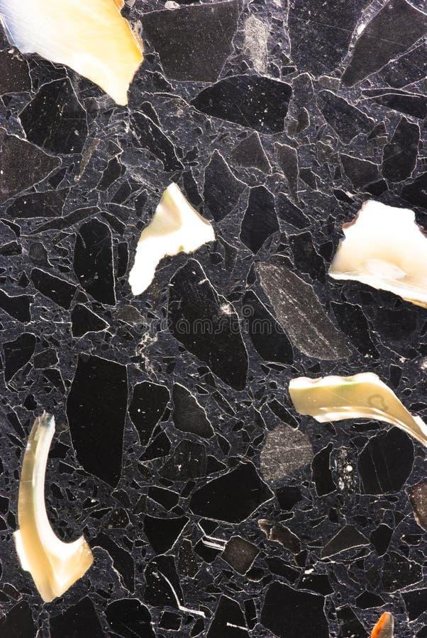 Marmo naturale - caspico fotografia stock
