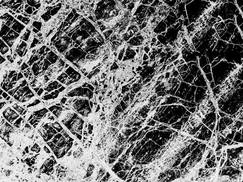 Marmo nero naturale per il modello di struttura di progettazione e l'alta risoluzione interna astratta del decorationswith del fo immagine stock libera da diritti