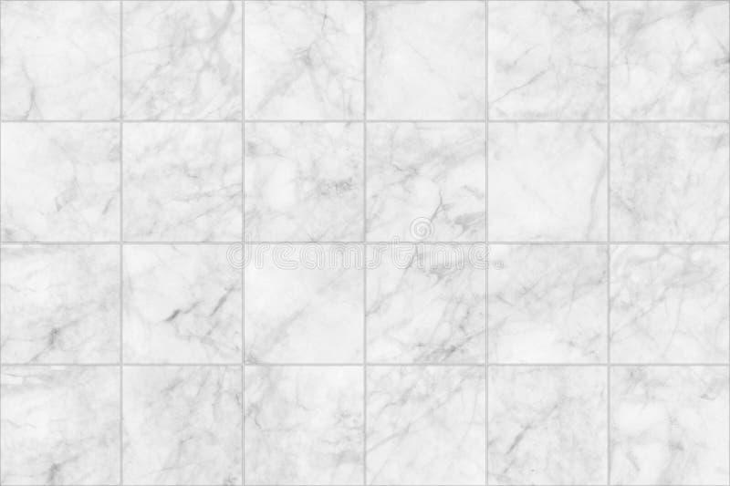 Marmor deckt nahtlose Bodenbelagbeschaffenheit für Hintergrund und Design mit Ziegeln lizenzfreie stockbilder