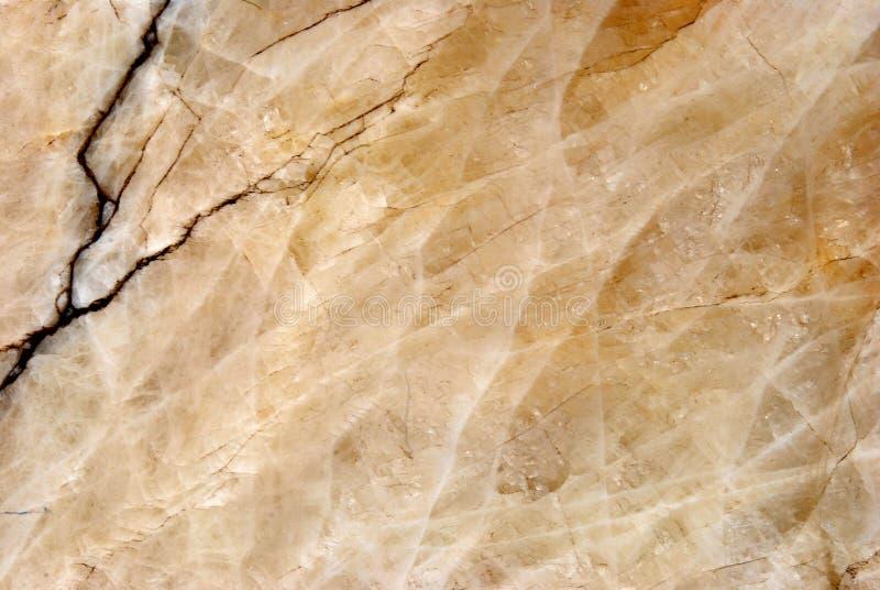 Marmor mit Sprung stockbild